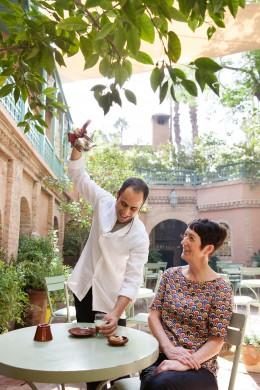 Marrakesch Cafe Bousafsaf gross