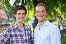 Coffee Circle Gründer Martin Elwert und Robert Rudnick