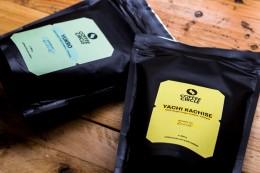 Coffee Circle Kaffee Yukro und Yachi Kachise