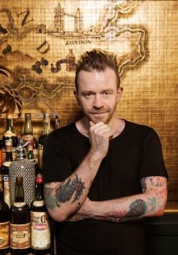 Klaus St. Rainer, preisgekrönter Bartender und Chef der Goldenen Bar in München