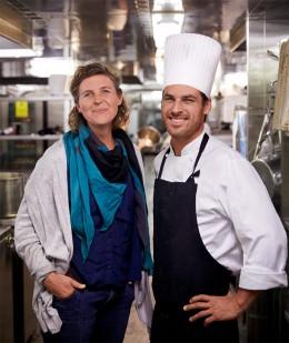 Lofoten-kulinarische-Reise-Hege-Marie-Köster-und-Küchenchef-Anders-Göransson