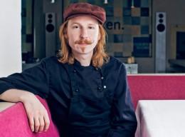 """Stephan Hentschel: Küchenchef vom """"Cookies Cream"""""""