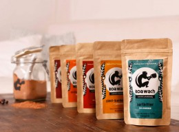 Trinkschokolade mit Guarana: Koawach