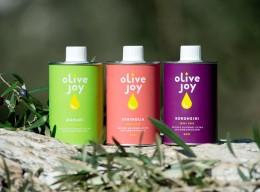 Sortenreines Olivenöl aus Griechenland: Olive joy