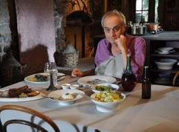 """""""Warum essen wir was wir essen? Eine kulturhistorische Reise mit Christian Rach"""