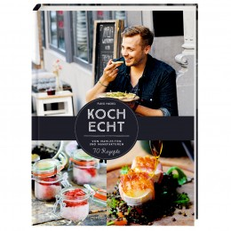Kochbuch KochEcht von Fabio Haebel