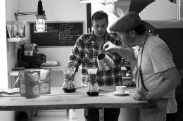 Kochbuch KochEcht Fabio Haebel Kaffeerösterei