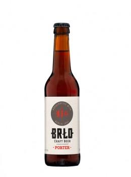 Craft Beer made in Berlin: BRLO Porter: