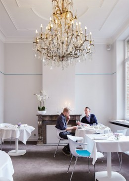 Brügge, Restaurant Zeno, Reinout Reniere, Michele Wolken, Artikel