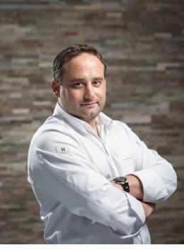 First Floor Chef Matthias Diether