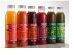 Superjuices: Organic Revolution
