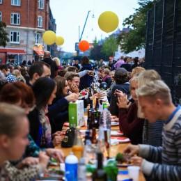 Dänemarks Küche unter freiem Himmel genießen: Copenhagen Cooking
