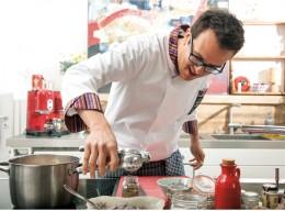 Kitchennerds Mietkoch Miguel Zaldivar