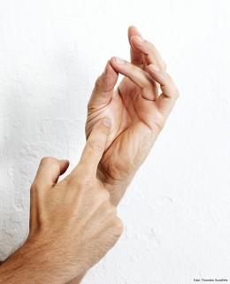 Fingertrick, Garstufen prüfen, Welldone