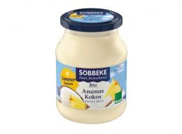 """Fruchtiger Bio Joghurt für dei Sommersaison: """"Ananas-Kokos"""""""