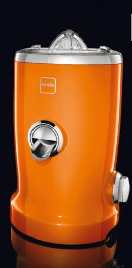 Hochleistungsmixer Novis Vita Juicer in orange