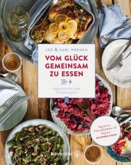 Buchcover Vom Glück gemeinsam zu essen
