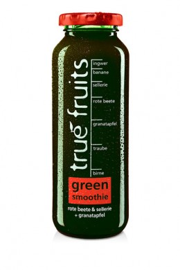 Green Smoothie von true fruits
