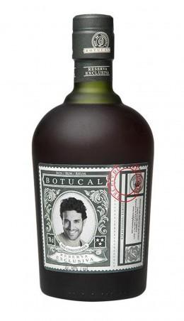 Ron Botucal Reserva Exclusiva Rum, Botucal ganz persönlich Flasche mit Bild