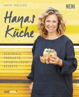 Buchcover Hayas Küche von Haya Molcho
