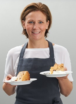 Profilbild von Marion Heidegger für Gedeckter Apfelkuchen