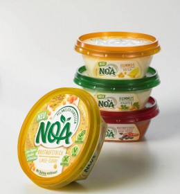 NOA vegane Dips