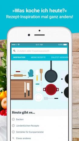 Bild zur iOS essen & trinke App