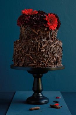 Torten! Stilvoll und ausgefallen, Moniek Rump, Buch, Schokoladentorte, Schokoraspel, Backen, Backbuch, Kuchen, Blumen, Dekoration, Cakepops, cupcakes, creme