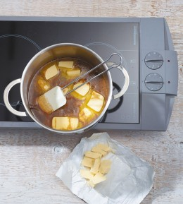 lebkuchenhaus selber machen rezept anleitung essen. Black Bedroom Furniture Sets. Home Design Ideas