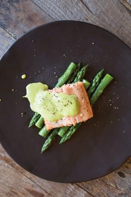 matcha - das kochbuch, gretha scholtz, gruene sauce hollandaise, herzhaft, news, grüntee, rezepte, süß, herzhaft, backen, kochen, japanisch