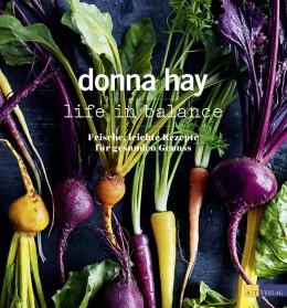 Buch-Cover: Life in Balance von Donna Hay