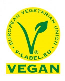 VEBU, V-Label, vegan, zertifikat, zertifiziert, Logo, Auszeichnung