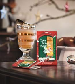 Adventskalender, Weihnachten, Sonnentor, Tee, Teemischung