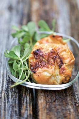 Pastillas mit Fasan von Jean-François Mallet aus Rezepte aus dem Wald,