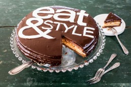 Food-Festival eat&STYLE Motivtorte