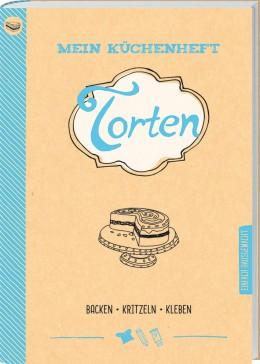 """Buchcover von """"Mein Küchenheft: Torten"""""""