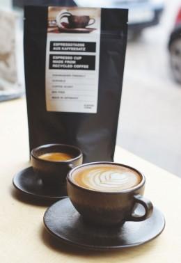 news,kaffeetasse, kaffeeform, kaffeesatz, recycling, wiederverwendung, start up