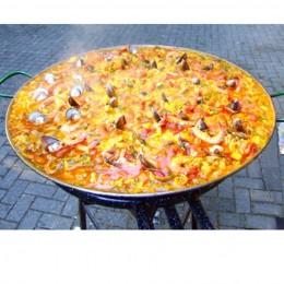frische Paella