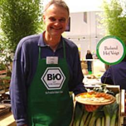 Bio-Landwirt Jochen Voigt.
