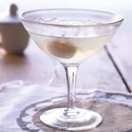 Cocktail mit Litschi