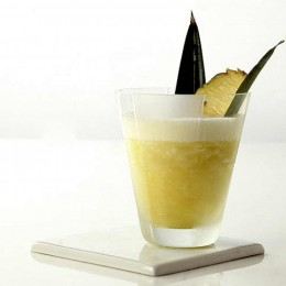Ananas-Molke-Drink