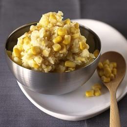 Mais-Kartoffelstampf
