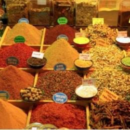 Curry Gewürze
