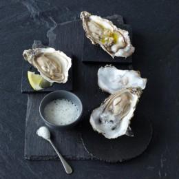 Austern auf zwei Arten