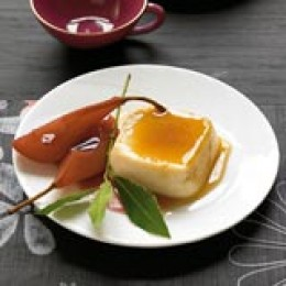 Lorbeer-Crème-Caramel