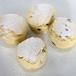 Kleine Panettone mit knackigen Mandeln