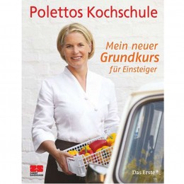 Polettos Kochschule als Buch