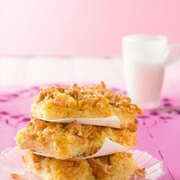 Cornflakes-Butterkuchen