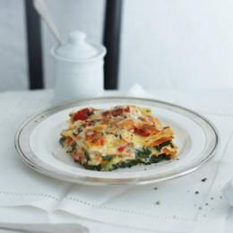 Lasagne mit Béchamel