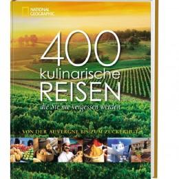 Kuilnarische Reisetipps auf 280 Seiten